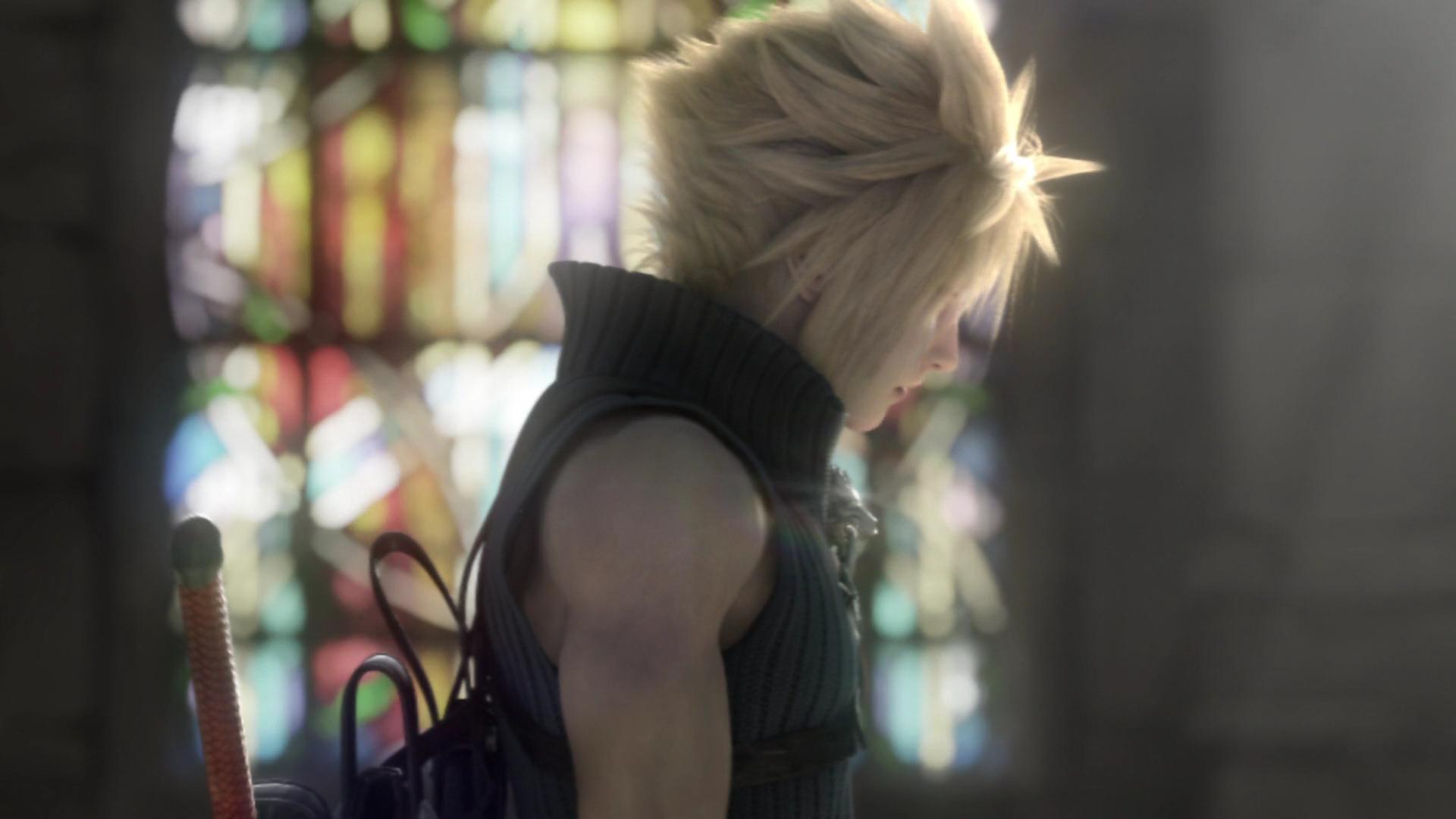 Последняя Фантазия 7: Дети Пришествия / Final Fantasy VII: Advent Children (2009) Bdrip